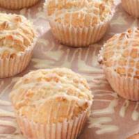 Chocolate macadamia muffins
