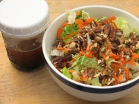 Coleslaw crunch salad
