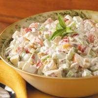Creamy Waldorf Salad