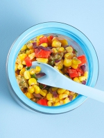 Easy Corn Relish
