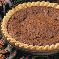 Fudge Pecan Pie