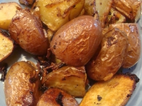 Onion Roasted Potatoes