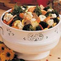 Overnight Salad