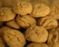 Peanut Butter Cookies From Cake Mix