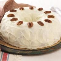 Ribbon cake