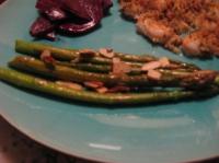 Almond Asparagus