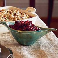 Cranberry-Apple Relish