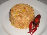 Crawfish Casserole