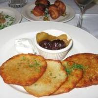 Potato Pancake Appetizers