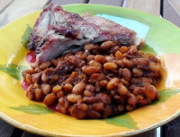 Barbecued Beans