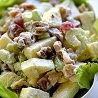 Classic Waldorf Salad