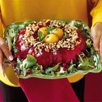 Cranberry Congealed Salad