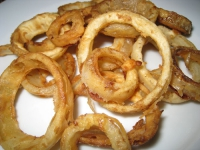French Fried Onion Rings