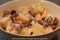 Crunchy Cranberry Salad