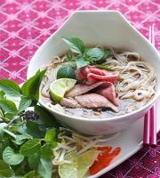 Ginger Beef Noodle Soup