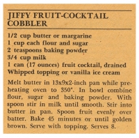 Jiffy Cobbler
