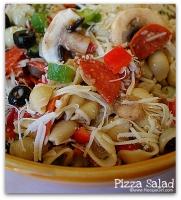 Pizza Salad