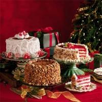 Southern Pecan Cake
