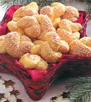 Sweet Yeast Rolls