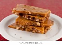 Buttery Peanut Brittle