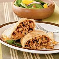 Chicken Calzones