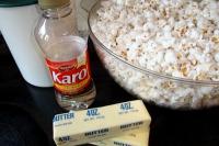 Microwave Caramel Corn