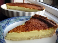 No Fail Custard Pie