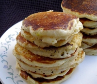 Sourdough Hotcakes