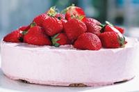 Strawberry Freeze