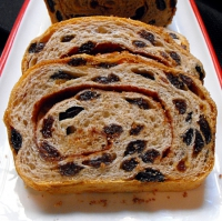 Amazin Raisin Cake
