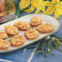 Bacon Cheddar Appetizers