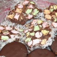 Church Window Cookies