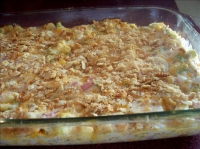 Hot Chicken Casserole