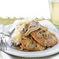 Pork Chops In Gravy