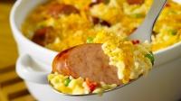 Sausage - Rice Casserole