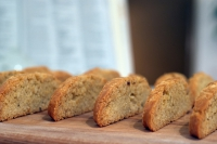 Anise-Almond Biscotti