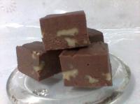 Foolproof Dark Chocolate Fudge