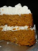 Pumpkin Dessert