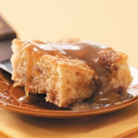 Caramel Coffee Cake