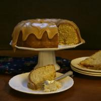 Caramel Pound Cake