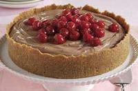 Cherry Topped Cheesecake
