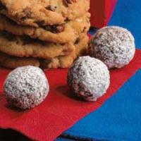 how to make chocolate balls recipe