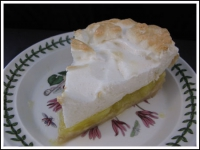 Slices Of Lemon Pie