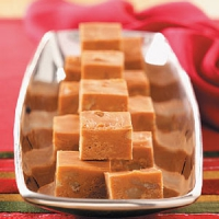 Butterscotch Nut Fudge
