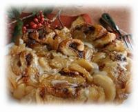 Cinnamon Apple Brunch Bake