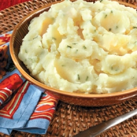 Garlic Mashed Potatoes