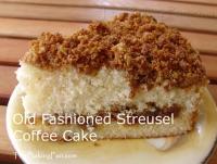 Graham Streusel Cake