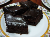 Mayonnaise Chocolate Cake