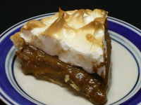 Old Fashion Chocolate Pie