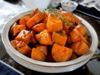 Orange Candied Sweet Potatoes